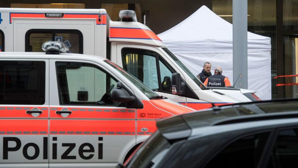 Die Angriffe auf Polizeit und Sanität seien ein relativ seltenes Ereignis.