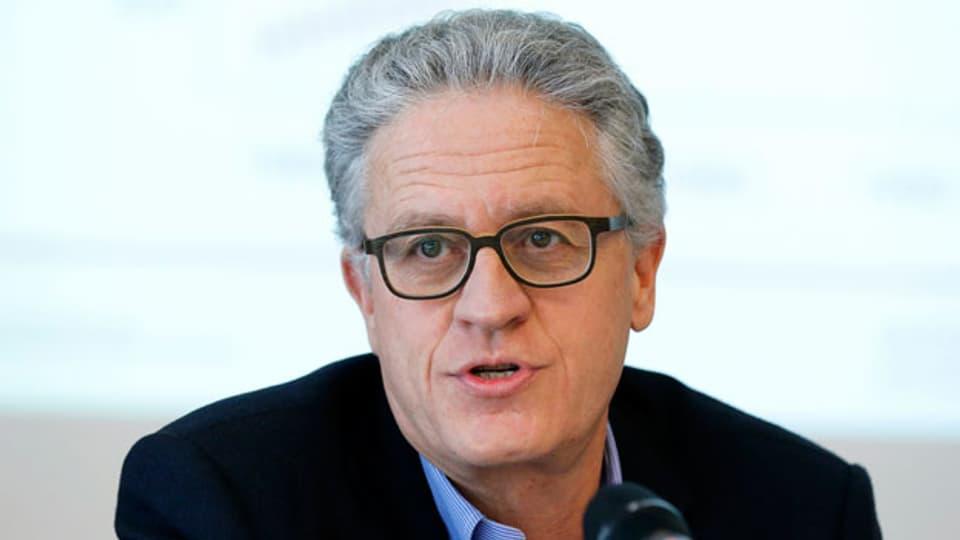 Thomas Stocker, Professor für Klima- und Umweltphysik der Universität Bern.