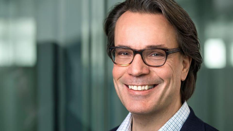 Mark Eisenegger, Publizistik-Wissenschafter und Präsident des Forschungsinstituts Öffentlichkeit und Gesellschaft.
