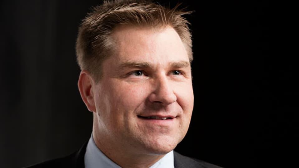Toni Brunner, SVP-Nationalrat.