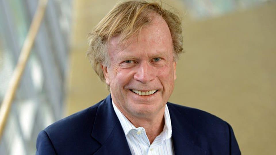 Bruno Reichart, Forscher und Herzchirurg.