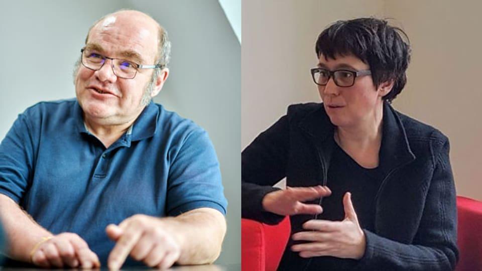 Andreas Heinimann und Eva Spehn zum ersten Weltbiodiversitätsbericht.