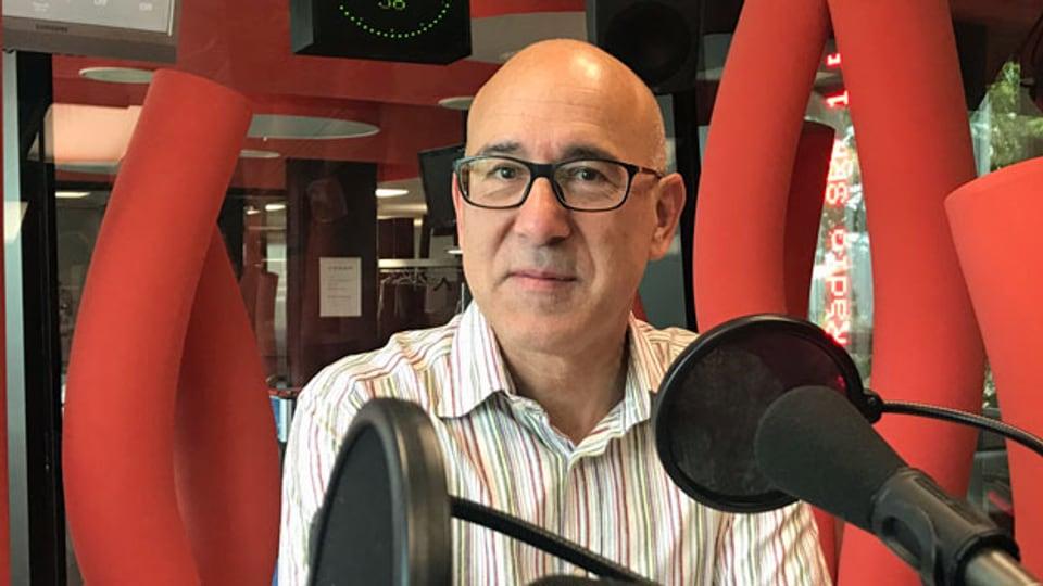 André Woodtli, Leiter des Amtes für Jugend und Berufsberatung Zürich.
