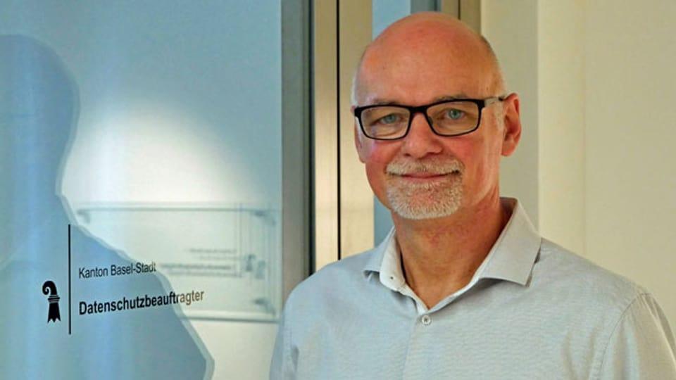 Beat Rudin, Präsident der Konferenz der schweizerischen Datenschutzbeauftragten.