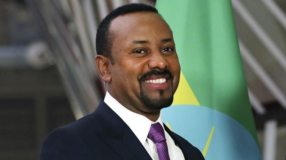 Friedensnobelpreis geht nach Äthiopien.