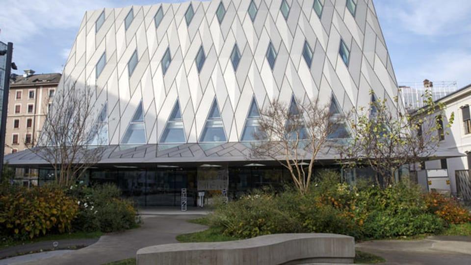 Das ethnographische Museum in Genf.