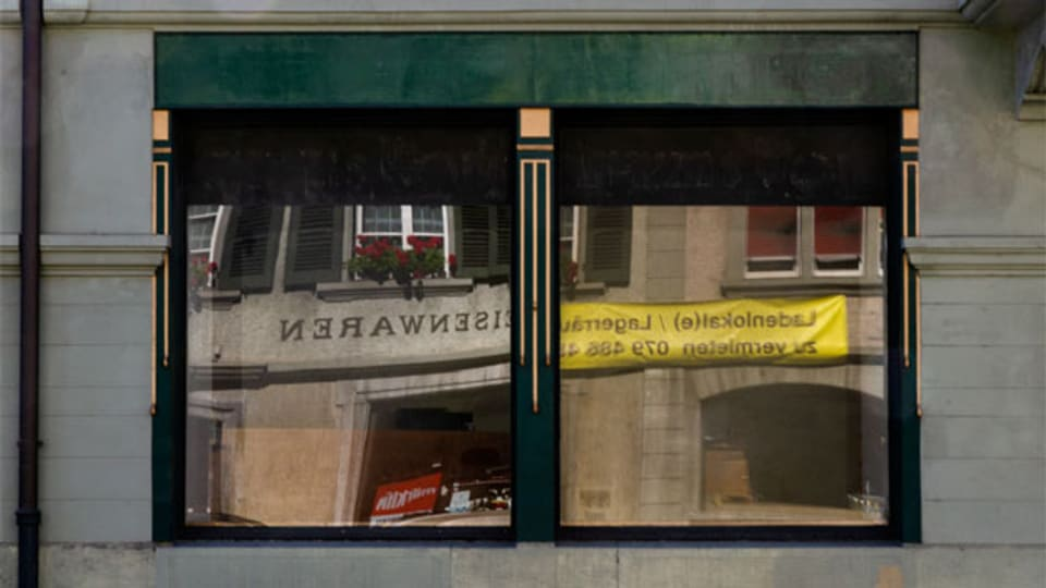 Rund 15 Prozent der Wohnungen in Huttwil stehen leer. Der Schweizer Schnitt liegt bei knapp 1,7 Prozent Leerwohnungen.
