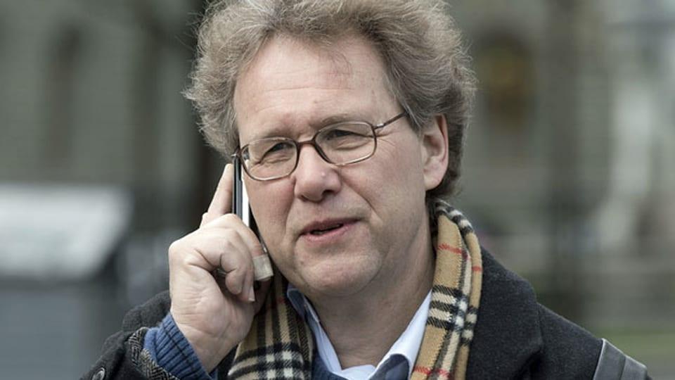 Jo Lang, Schweizer Historiker und Politiker.