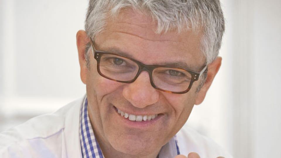Der Basler Infektiologe Manuel Battegay.