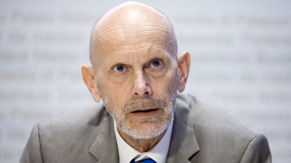 Daniel Koch, Abteilung «Übertragbare Krankheiten» beim BAG.
