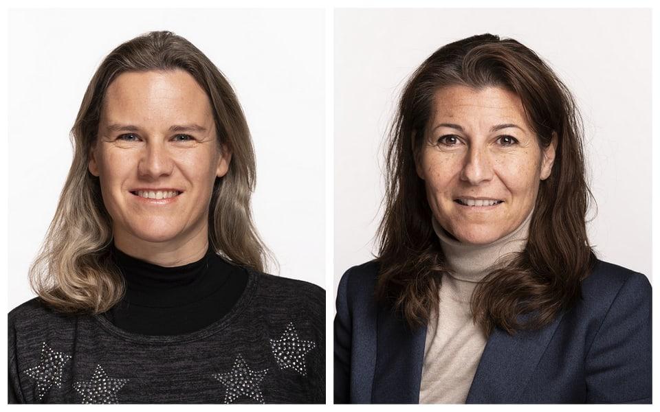 Andrea Geissbühler (SVP) und Judith Bellaiche (GLP) diskutieren im «Politikum» über die Ehe für alle.