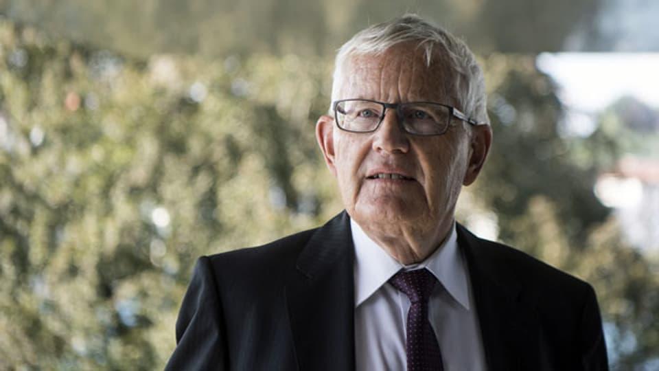 Der ehemalige Verteidigungs- und Finanzminister Kaspar Villiger.