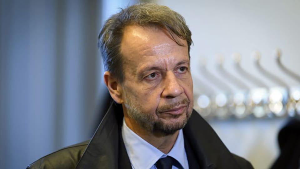 Gilles Marchand, Generaldirektor der SRG.