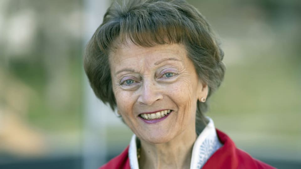 Gilles Marchand, Generaldirektor der SRG. Eveline Widmer-Schlumpf, Alt-Bundesrätin und Präsidentin von Pro Senectute Schweiz.