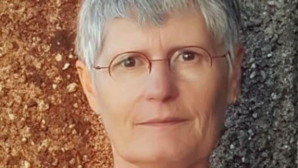 Miriam Reber, Co-Präsidentin der schweizerischen Konferenz gegen häusliche Gewalt.