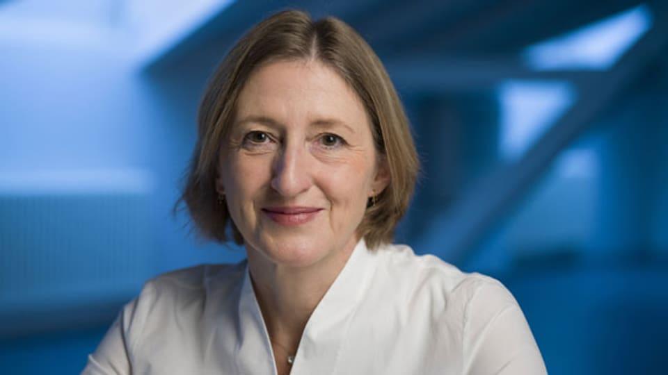 Volkswirtschaftsprofessorin Monika Bütler.