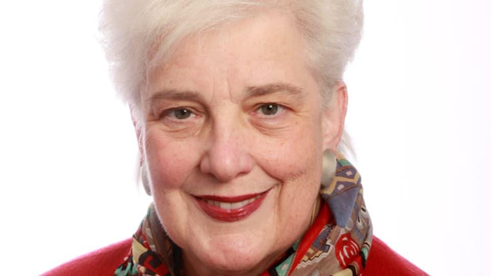 Die Theologin Barbara Kückelmann engagiert sie sich für die ökumenische Aktion «Trotzdem Licht – Weihnachten findet statt».