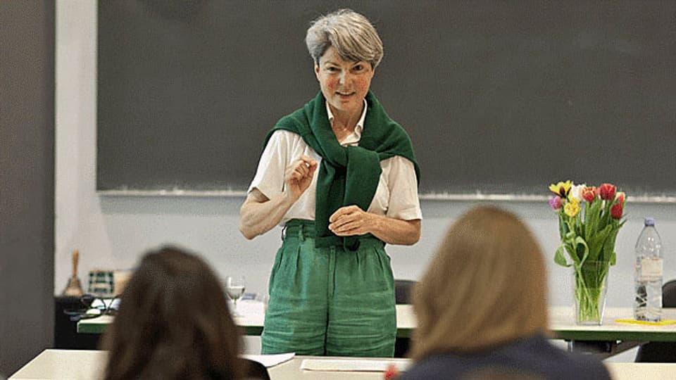 Christa Tobler, Professorin für Europarecht an der Universität Basel.