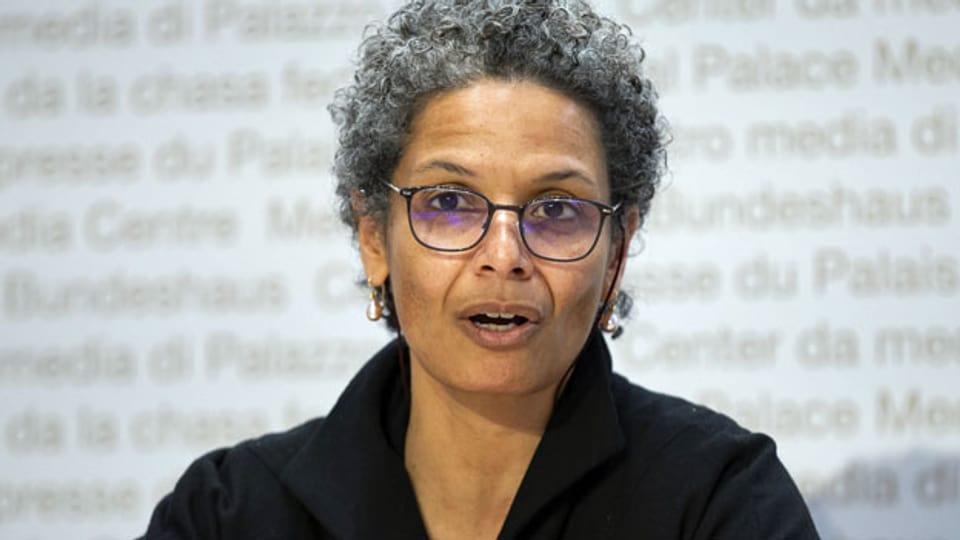 Linda Nartey: Die oberste Medizinerin des Kantons Bern ist auch Vize-Präsidentin der Vereinigung der Schweizer Kantonsärzte.
