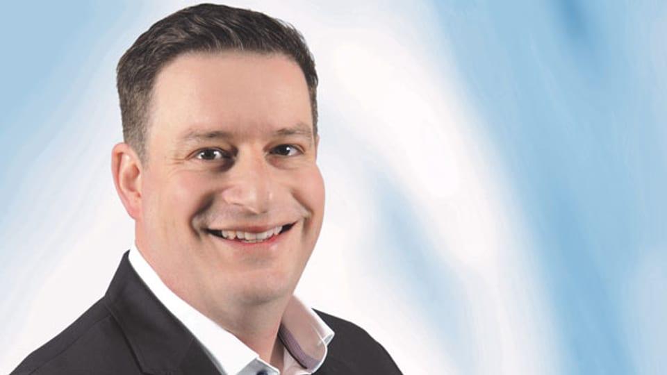 Thomas Minder vom Verband Schulleiterinnen und Schulleiter.