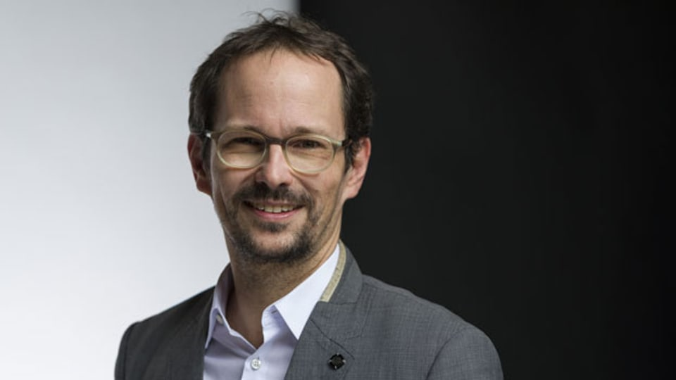 Balthasar Glättli, Parteipräsident der Grünen.