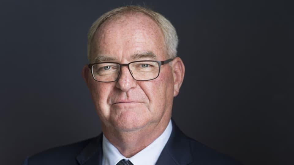 Christoph Mäder, Präsident economiesuisse.