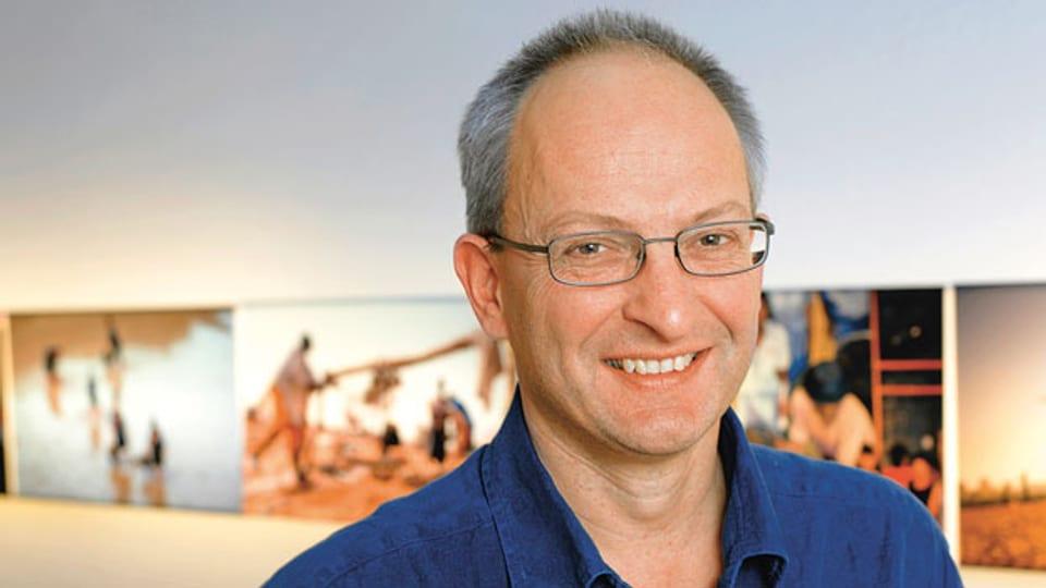 Peter Schmidt, Leiter des Büros der Hilfsorganisation Helvetas in der Metropole Yangon.