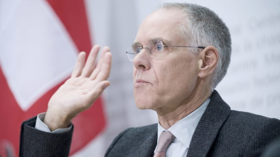 Alt-Bundesrat Leuenberger wirft dem Bundesrat vor, beim Thema Lösegeld zu lügen.