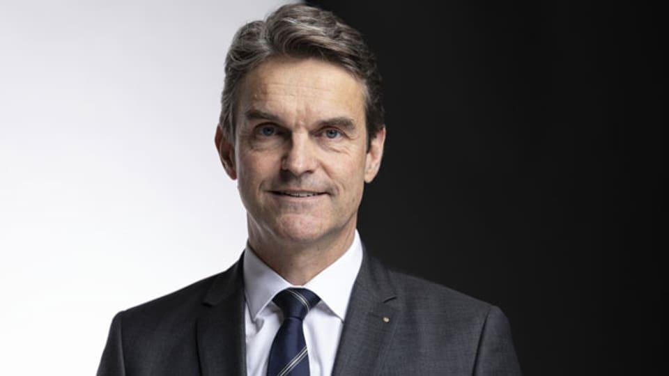 FDP-Fraktionspräsident Beat Walti.