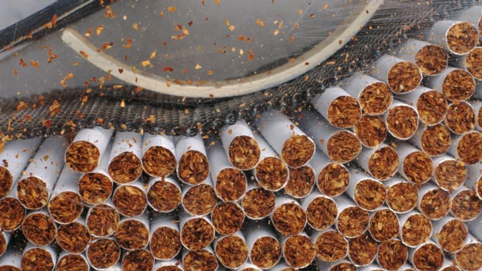 Das Tabakwerbeverbot kommt nicht.