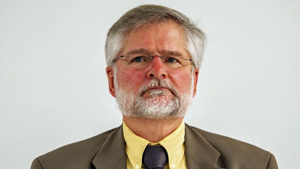 Der Zuger Kantonsarzt Rudolf Hauri hatte 2001 noch als Rechtsmediziner an der Aufklärung des Attentats in Zug gearbeitet.