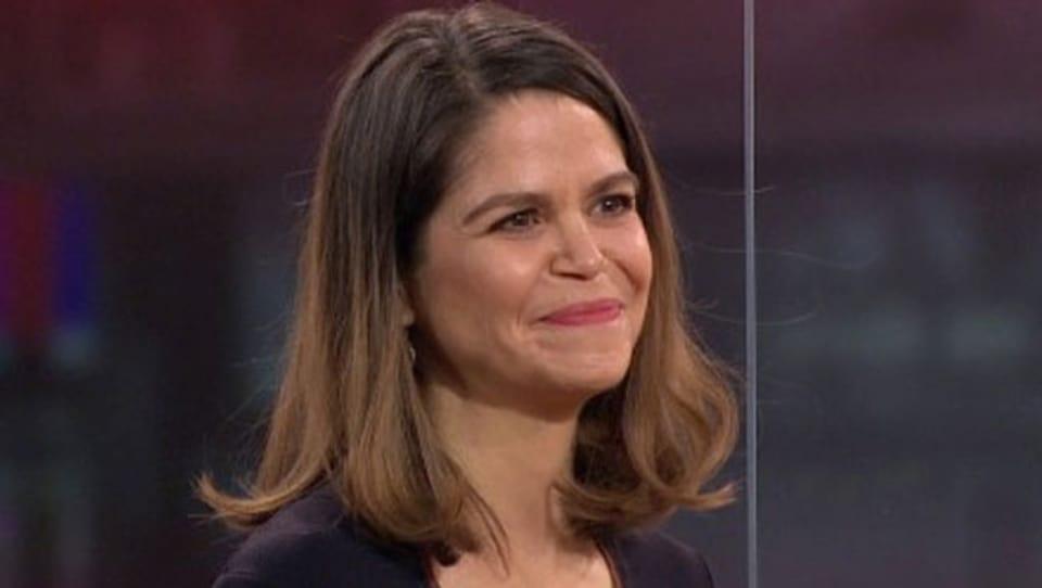 Katja Schönenberger, Direktorin Pro Juventute.