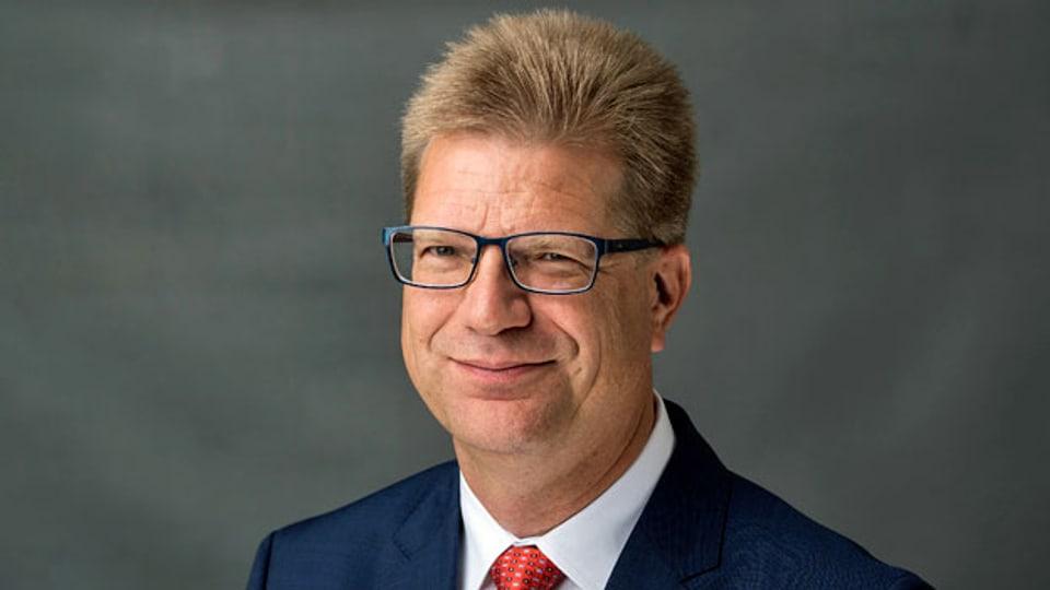 René Buholzer ist Geschäftsführer von Interpharma, des Verbandes der forschenden Pharmaindustrie in der Schweiz.
