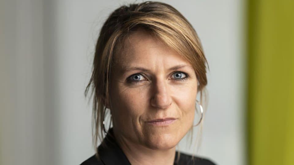 Béatrice Wertli, Direktorin Schweizer Turnverband.