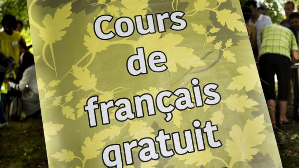Ein kleiner Französischkurs.