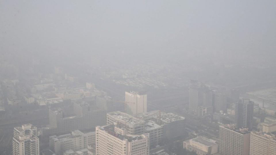 China: Mehr Treibhausgase als alle Industrieländer zusammen.