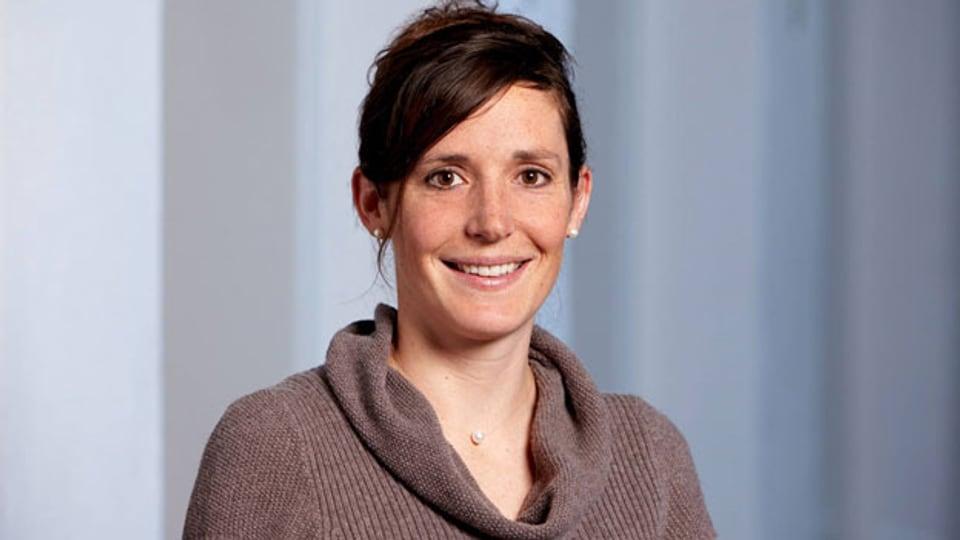 Die Mathematikerin Tanja Stadler ist Professorin am Departement für Biosysteme für computergestützte Evolution der ETH.