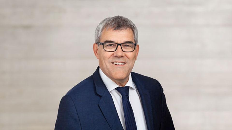 Eric Nussbaumer, SP-Nationalrat und Präsident der Neuen Europäischen Bewegung Schweiz Nebs.
