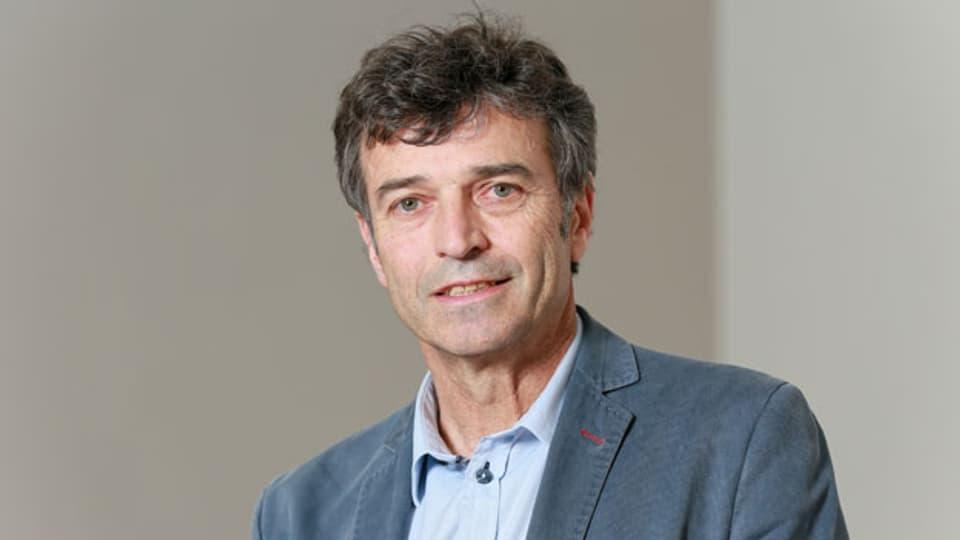 Andreas Ladner, Professor für schweizerische Verwaltung und institutionelle Politik an der Universität Lausanne und einer der führenden Gemeindeforscher in der Schweiz.