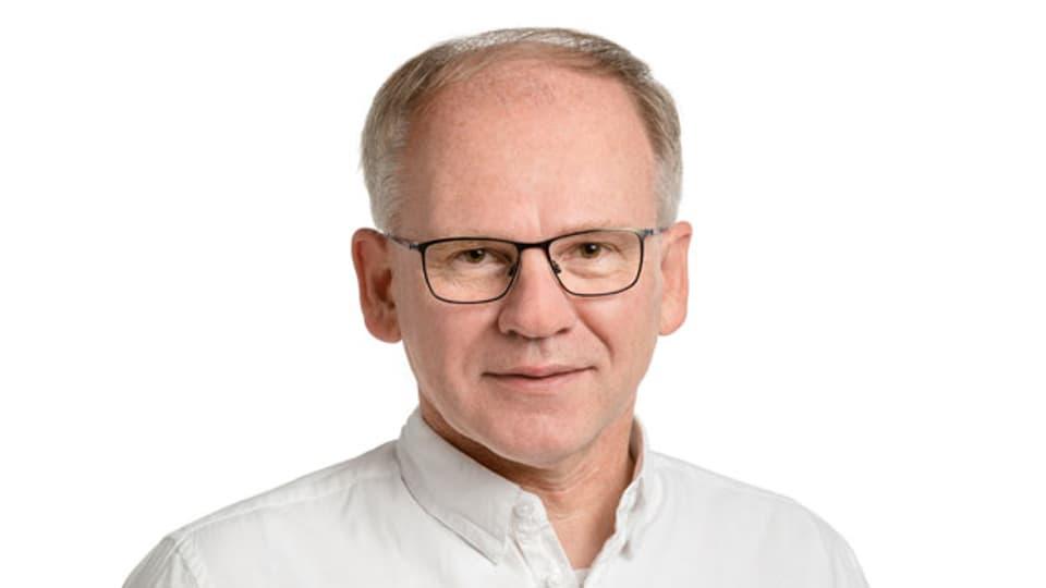 Christoph Aebi, Leiter  Abteilung Kinder-Infektiologie am Inselspital Bern.