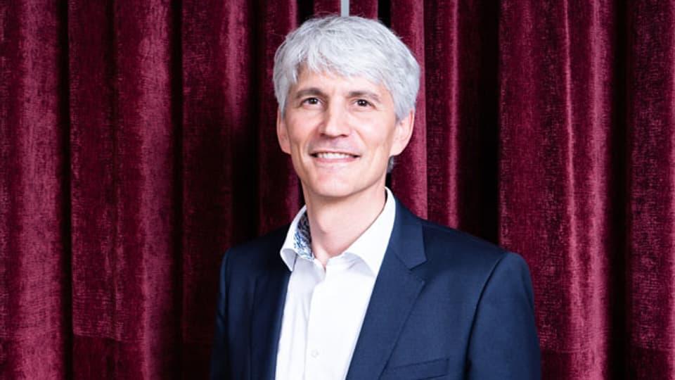 Jeronim Perovic, Professor für osteuropäische Geschichte.