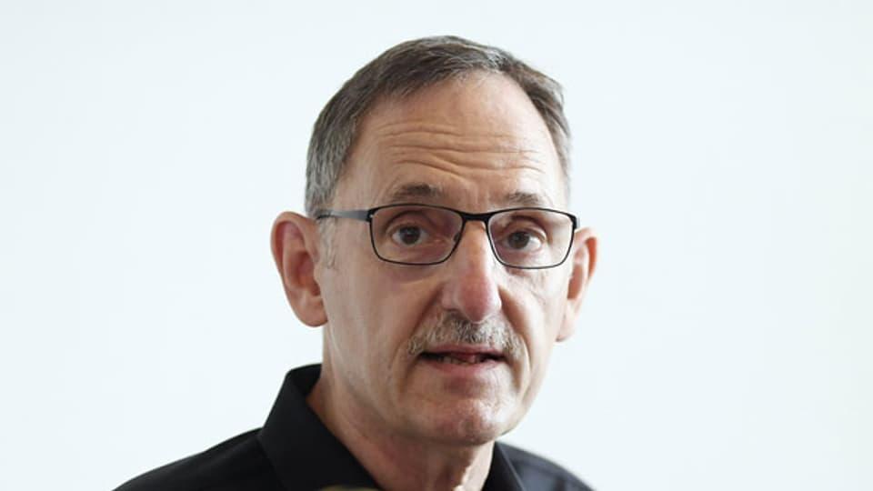 Mario Fehr, Zürcher SP-Regierungsrat.