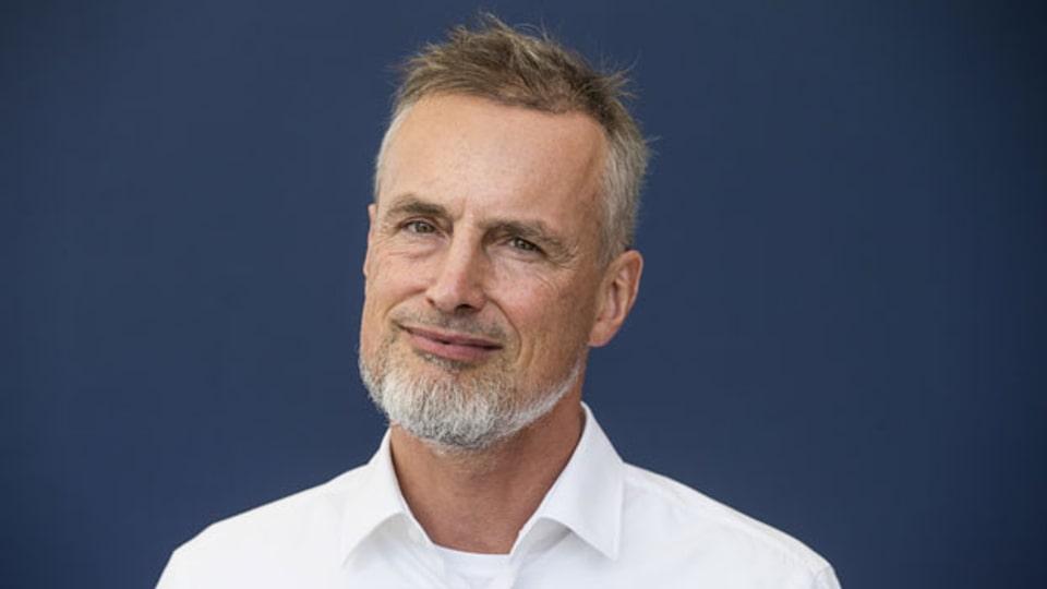 Jürgen Schmidhuber, er gilt als Vater der Künstlichen Intelligenz.