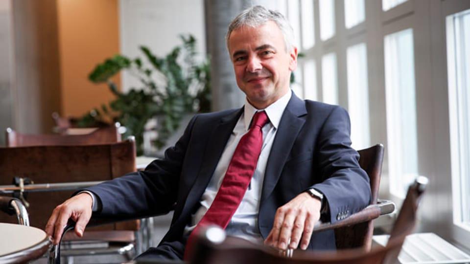 Markus Schefer, Professor für Staatsrecht an der Universität Basel.