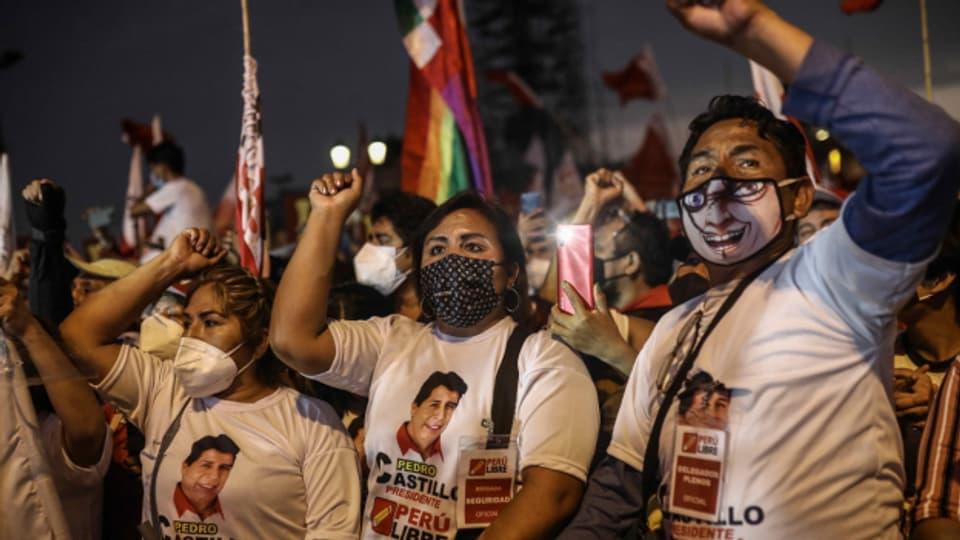 Die Parlamentswahlen in Peru finden diesen Sonntag statt.