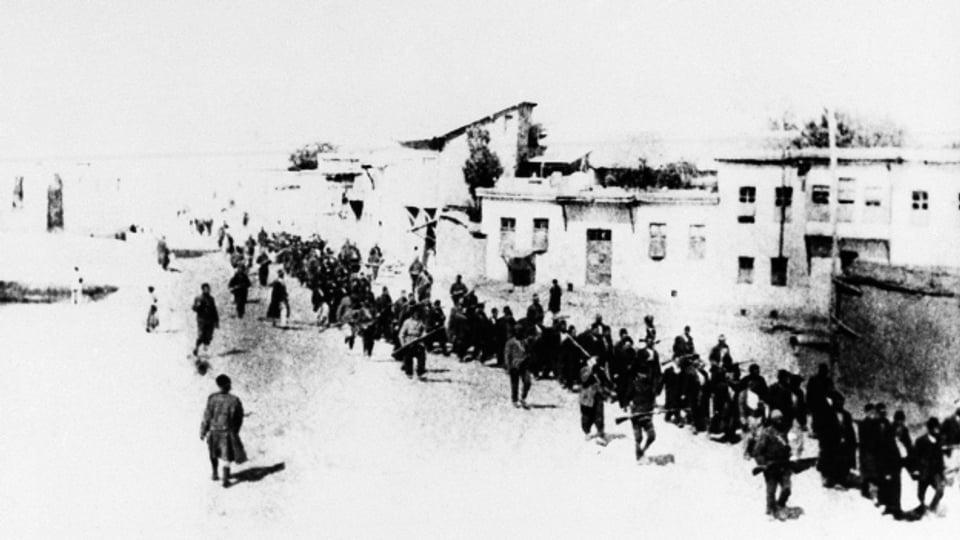 Der armenische Genozid wird nun in den USA anerkannt.