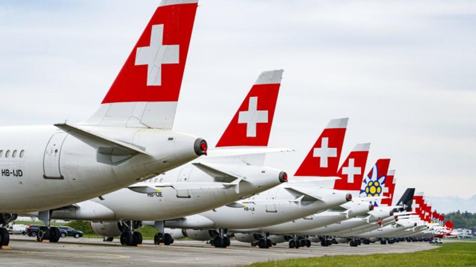 Die Fluggesellschaft glaubt nicht an eine schnelle Erholung