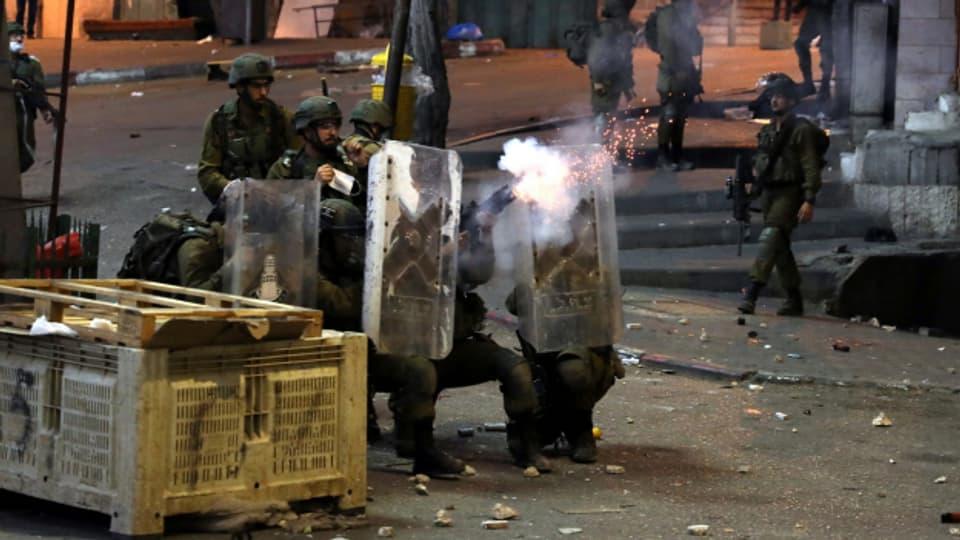 Es geht die Angst um, dass eine neue, dritte Intifada anstehen könnte.