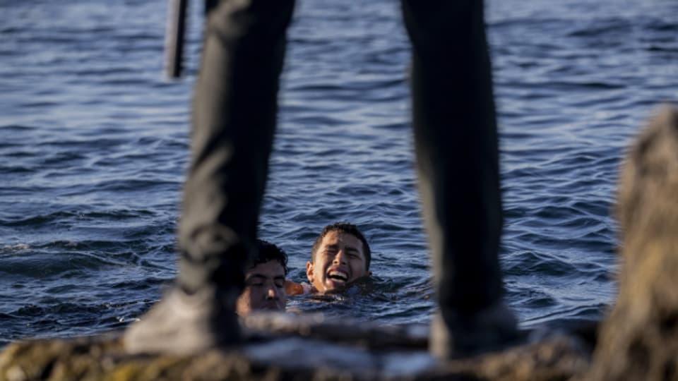 Die Pandemie hat die Flüchtlingsströme nur verzögert
