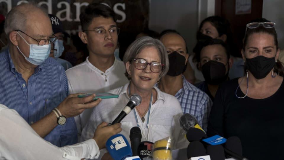 Es wird angenommen, dass Präsident Ortega um seine Wiederwahl fürchtet